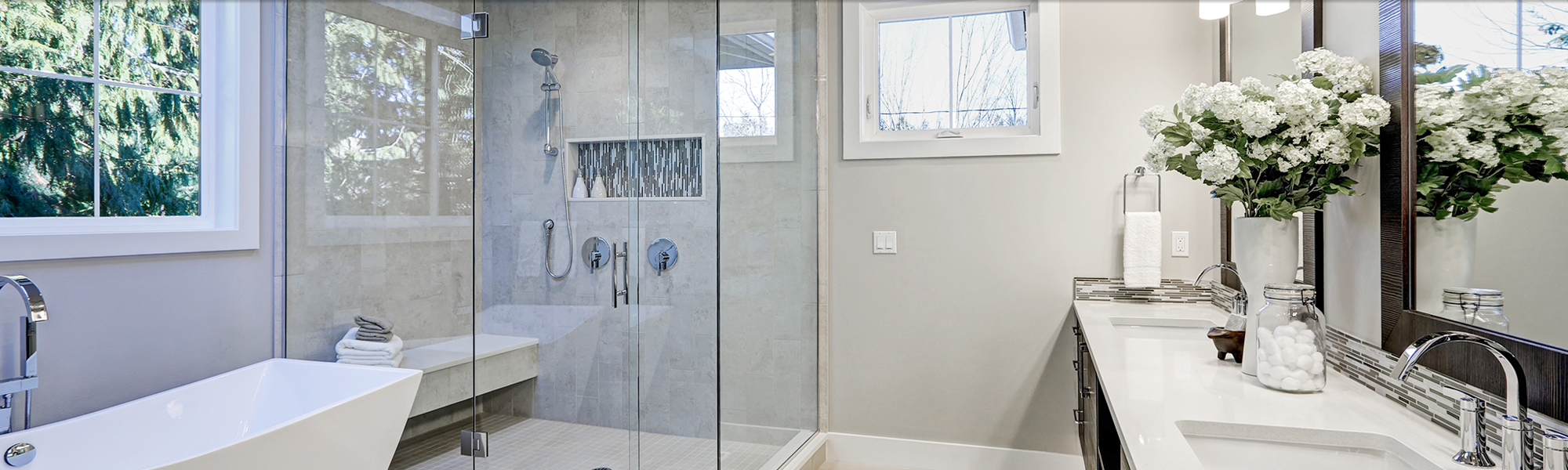 New Shower Doors in Riverside, CA